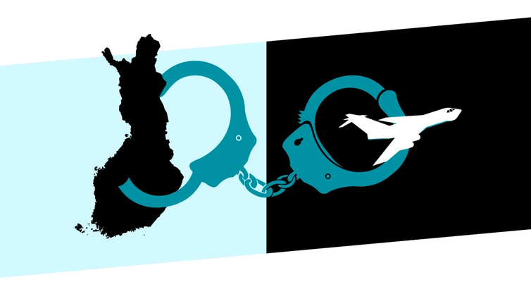 Suuri osa seksuaalirikoksia tehneistä ulkomaalaisista saa jäädä Suomeen