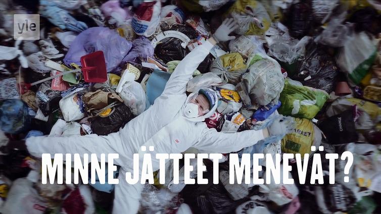 Suomessa poltetaan päivittäin 800 rekallista jätettä