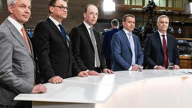 SDP voitti perussuomalaiset hiuksenhienolla erolla