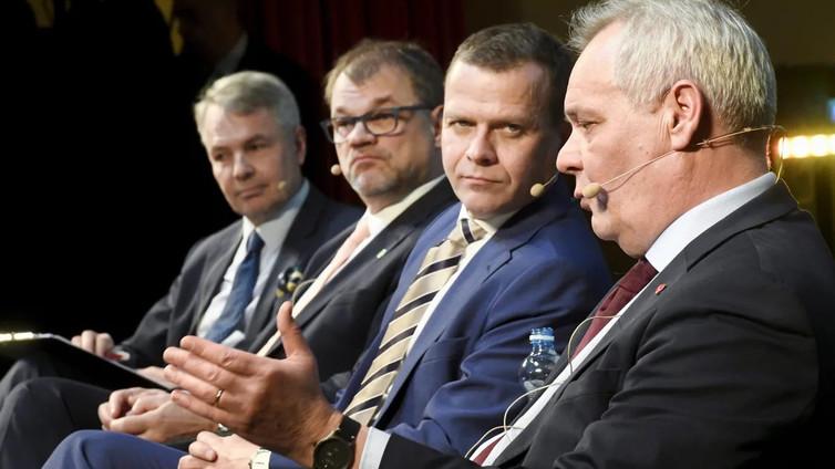 Juha Sipilän eroilmoitus käynnisti spekulaatiot hallituspohjasta