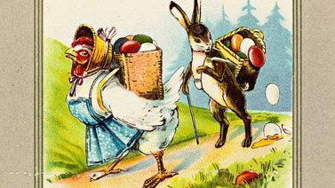 Pääsiäinen yhdistää kristillisiä ja pakanallisia perinteitä