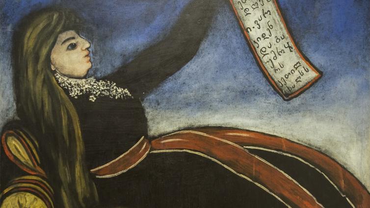 Pablo Picasson ihailema Pirosmani oli traaginen taiteilija, joka kuoli nälkään