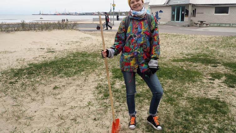 Vapaaehtoiset siivosivat Itämeren rantoja Suomenlahden molemmin puolin