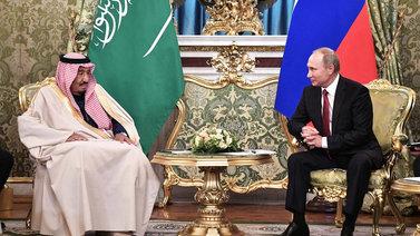 Saudi-Arabia tulossa mukaan Venäjän arktisen alueen maakaasuntuotantoon
