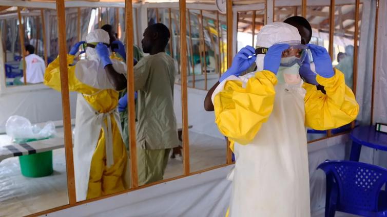 Kongossa ebola on vaatinut jo yli 1200 kuolonuhria