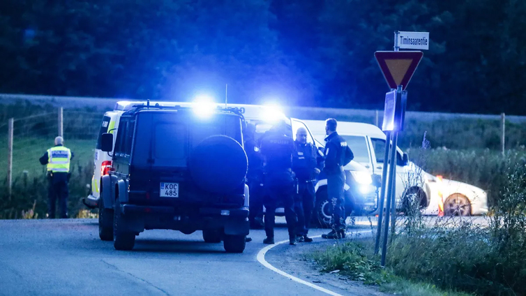 Porvoon ampumistapauksen takana ehkä ruotsalainen järjestäytynyt rikollisuus