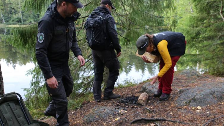 Retkiratsiat haluavat palauttaa järjestyksen kansallispuistoihin