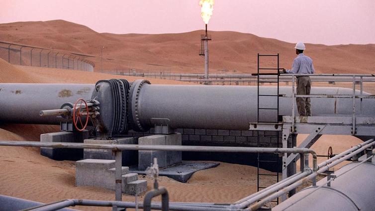 Iskut Saudi-Arabian öljykentille heilautti öljyn hinnan ylös