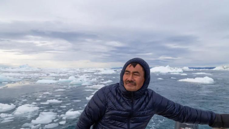 Jään sulaminen koettelee kalastuksesta elävän Grönlannin asukkaita
