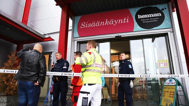 Kuopion kouluhyökkäyksessä yksi kuolonuhri ja 10 loukkaantunutta