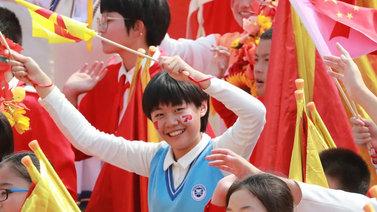 Kiina juhli kansantasavallan 70-vuotispäivää ristiriitaisissa tunnelmissa