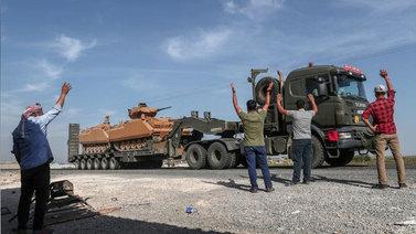 EU tuomitsee Turkin hyökkäyksen Syyriaan