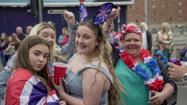 Johtaako brexit Irlannin yhdistymiseen?