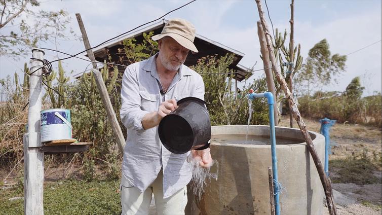 Matti Rönkä: Myanmarissa puhdas vesi ja kunnollinen käymälä eivät ole itsestäänselvyyksiä