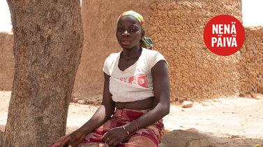 Nenäpäivä vie apua kuivuudesta kärsivään Burkina Fasoon