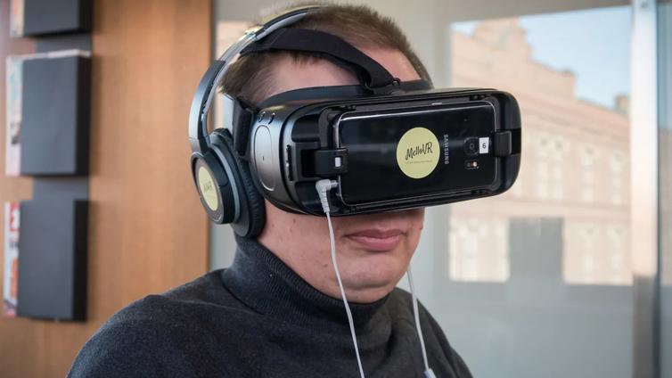 Hammaslääkäripelkoa voidaan lieventää virtuaalirentoutuksen avulla