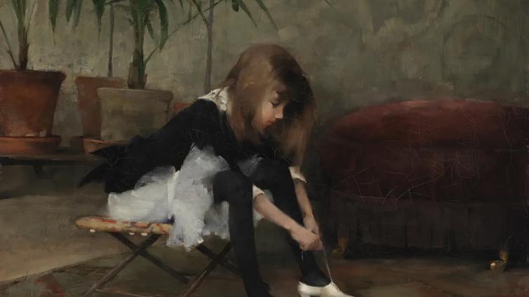 Helene Schjerfbeckin laaja näyttely Ateneumissa - mukana ennen näkemättömiä teoksia