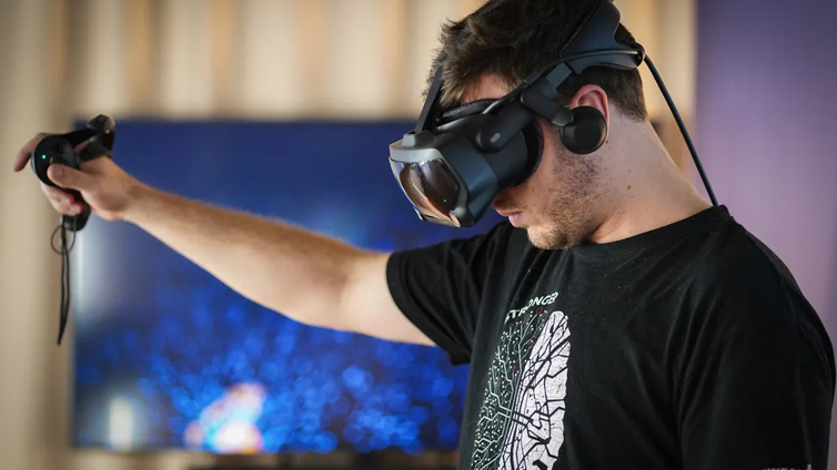 XR Centerissä voi kehitellä uutta virtuaalitodellisuutta ilmaiseksi
