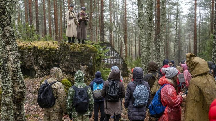 Talvisota on venäläisille tuntematon taistelu