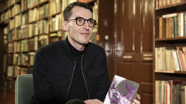 Pajtim Statovci voitti kaunokirjallisuuden Finlandian
