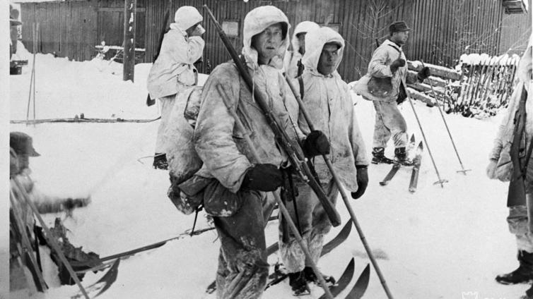 Talvisodan valtakunnallista muistopäivää vietettiin Lappeenrannassa