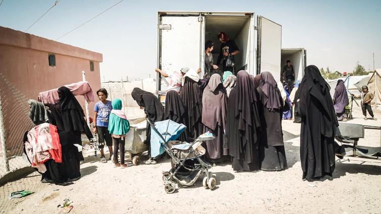 Ulkoministeri Haavisto tarkensi linjaansa al-Holin tilanteesta – lapset pitää saada turvaan