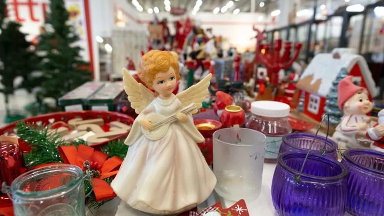 Käytetyistä tavaroista on tullut suosittuja joululahjoja