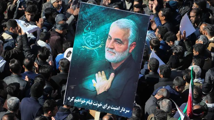 Iran ja Yhdysvallat sodan kynnyksellä