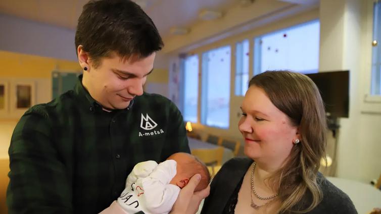 Suomessa syntyy lapsia vähemmän kuin koskaan