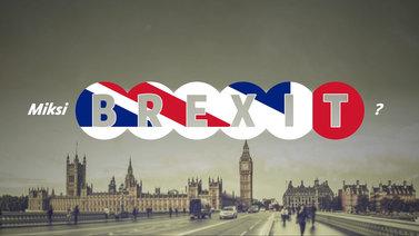 Brexit astui voimaan - suuria muutoksia ei ole heti luvassa
