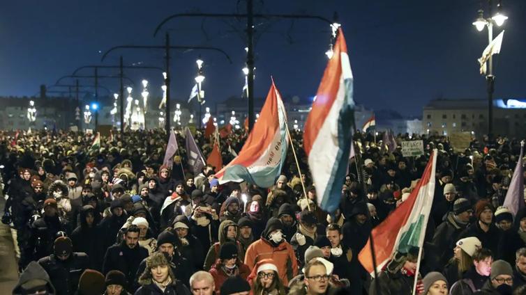 Sananvapaus uhattuna Unkarissa