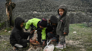 Suomi harkitsee alaikäisten turvapaikanhakijoiden vastaanottamista Kreikan leireiltä