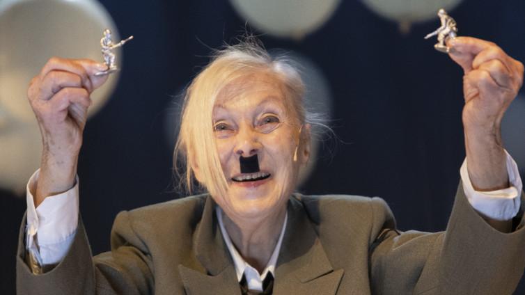 Juutalainen Seela Sella halusi eläytyä Hitlerin rooliin näyttämöllä