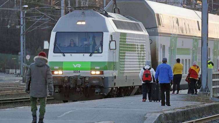 Suomen ja Ruotsin välille halutaan matkustajaliikenne junille