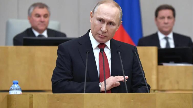 Putin saattaa jatkaa presidenttinä vuoteen 2036