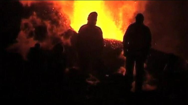 Ilmastonmuutos saattaa lisätä tulivuorenpurkauksia Islannissa