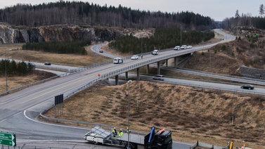 Uusimaa eristettiin muusta Suomesta