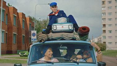 Näkemiin Neuvostoliitto on ihastuttava uutuuselokuva – kukaan ei vain tiedä, milloin sen voi nähdä