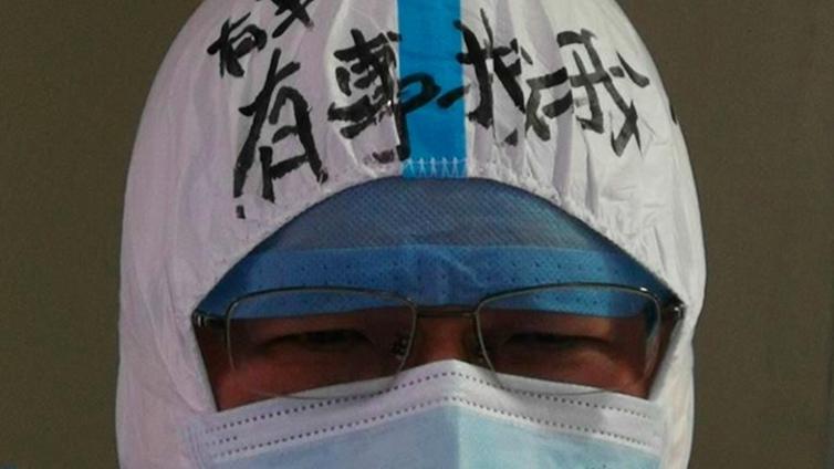 Wuhanin koronalääkäri: Potilaat kaipasivat lohdutusta ja henkistä tukea