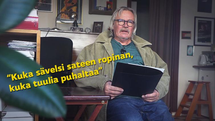 Runoraati: Ilpo Tiihonen