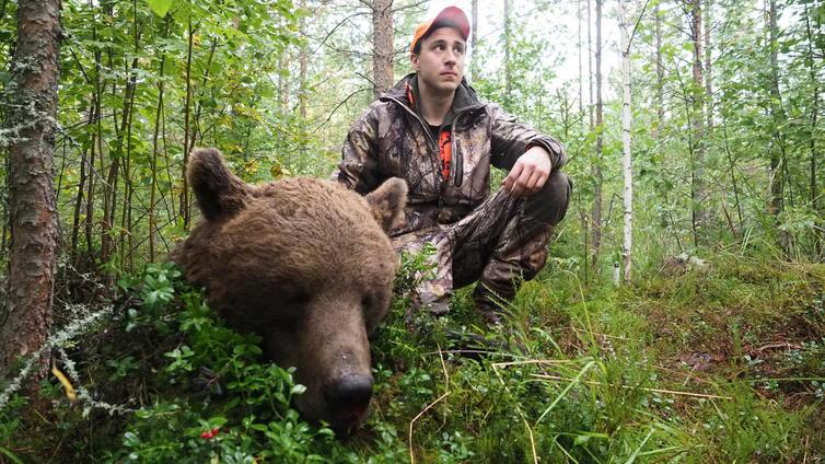 Karhunmetsästys alkoi mittavampana kuin koskaan