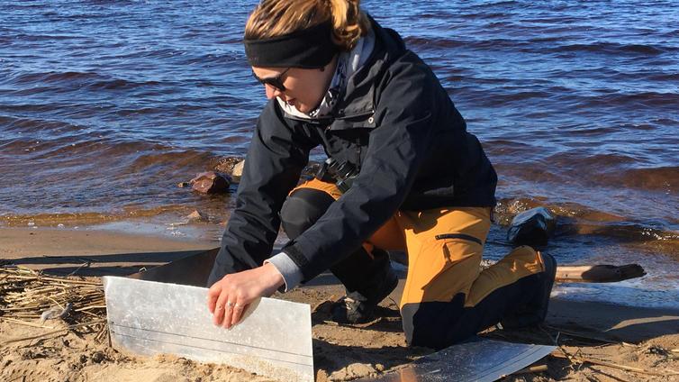 Mikromuoveja on vesistöissä kaikkialla Suomessa