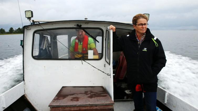 Matkailijat innostuivat Merenkurkun saaristosta