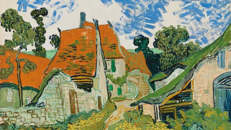 Vincent van Goghin laaja taidenäyttely esillä Suomessa