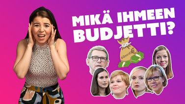 Mihin Suomi käyttää miljardeja euroja?