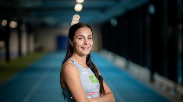 Maria Huntington ponnisti köyhyydestä yleisurheilun huipulle