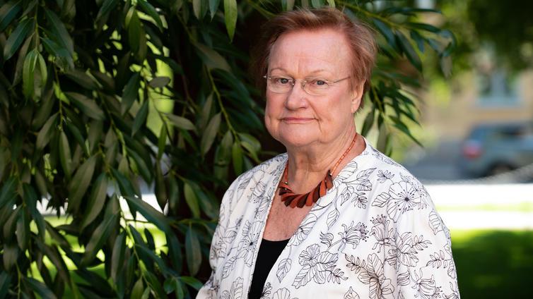 Presidentti Halonen: kouluväkivalta ja some pelottava yhdistelmä