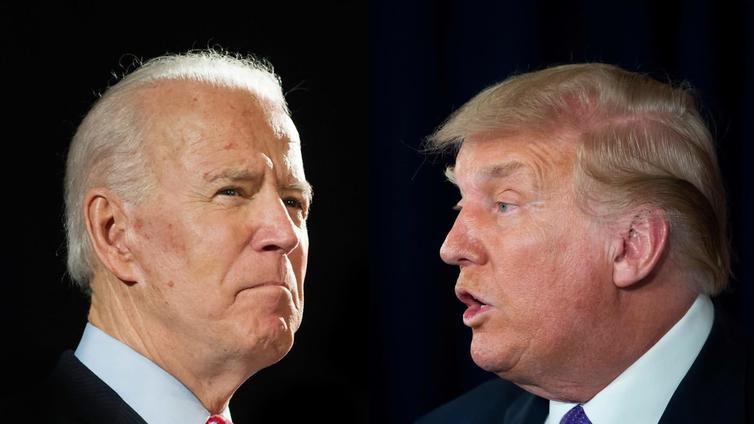 Sekä Trump että Biden saavat ääniä Suomesta