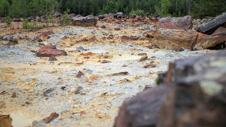 Suomessa on useita hylättyjä ja ympäristölle haitallisia kaivosalueita
