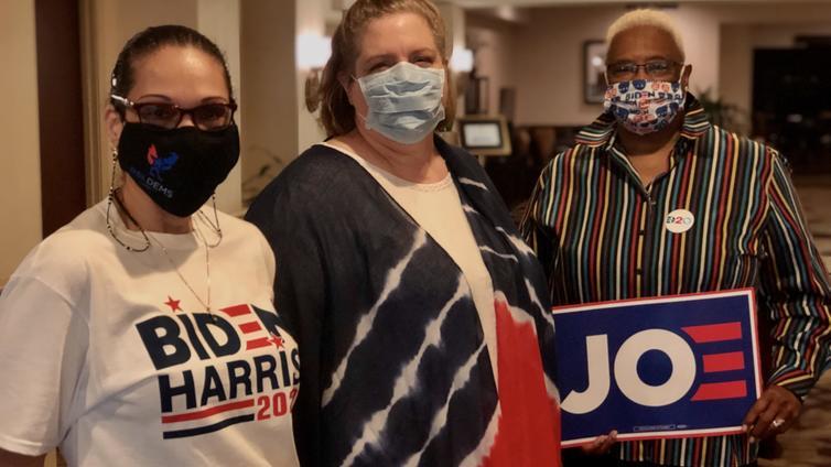 Ratkaisevatko naiset Yhdysvaltojen presidentinvaalit?